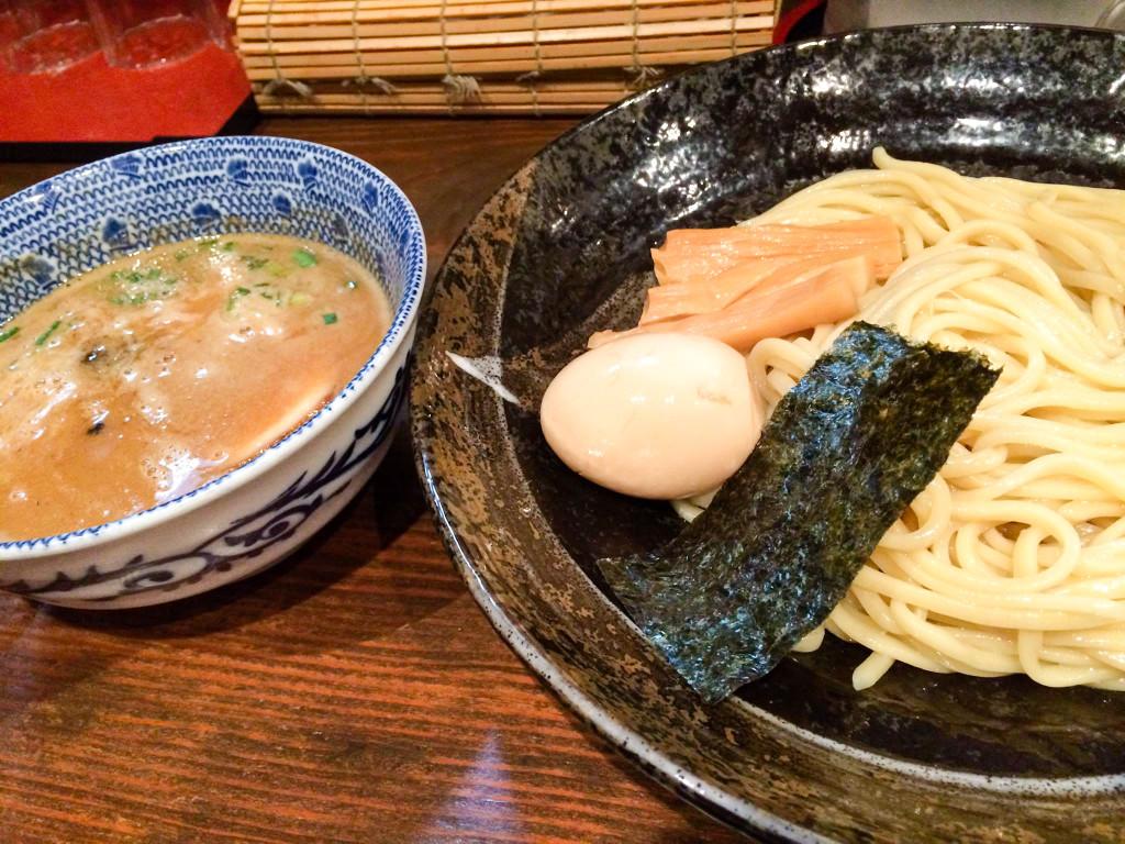 麺やたつみ_つけ麺