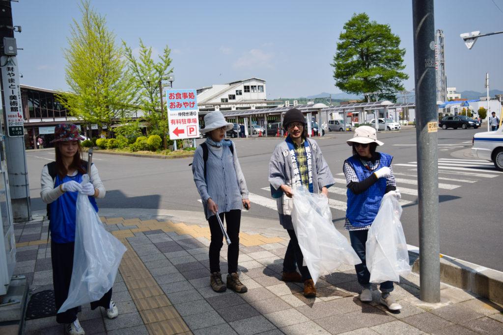 芝桜ボランティア_2