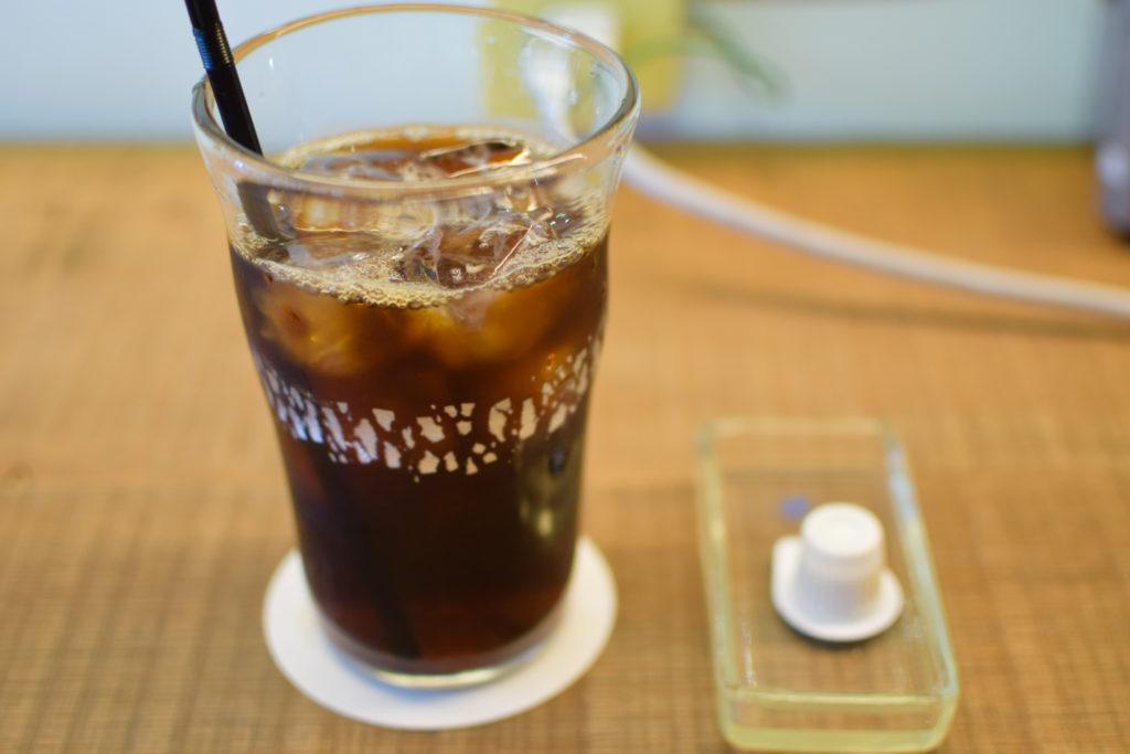 ワプラスアイスコーヒー