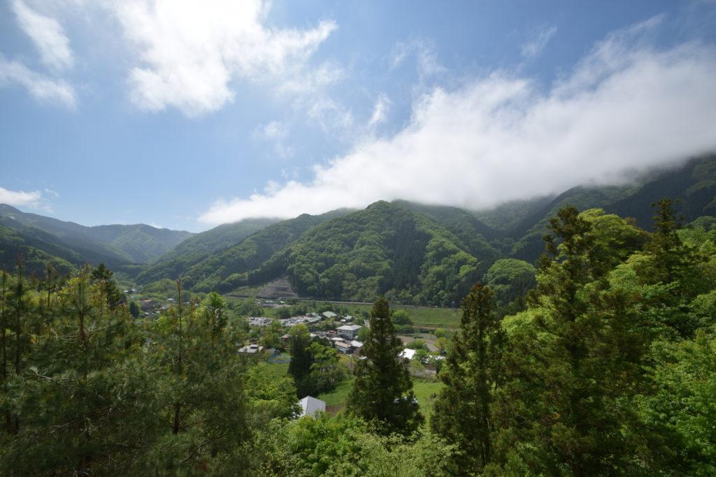芦ヶ久保観音様景色2