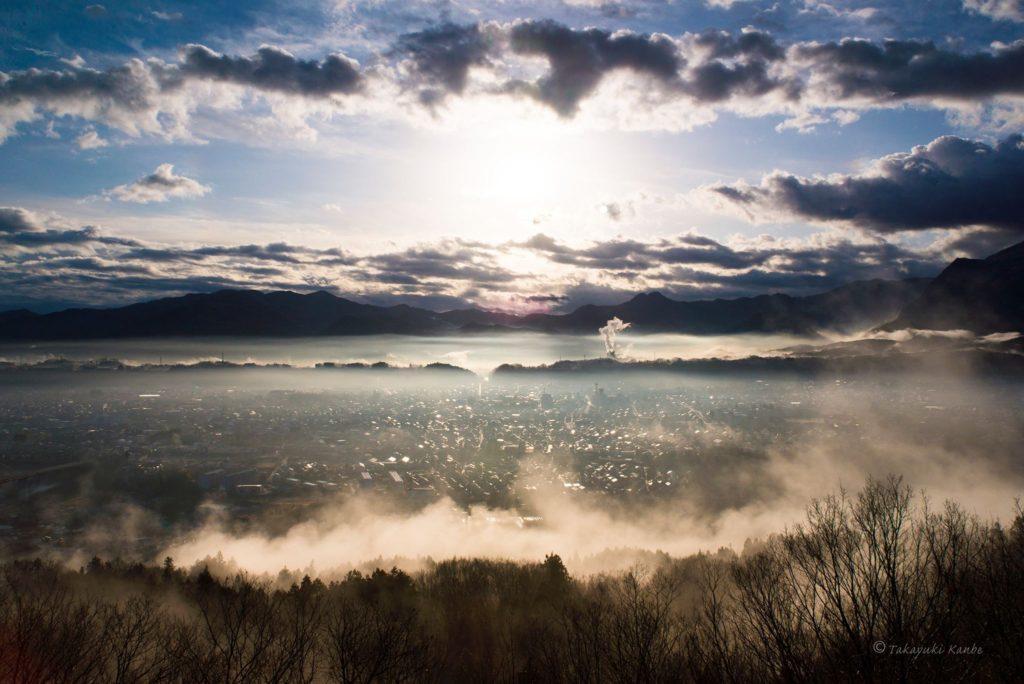 雲海写真②