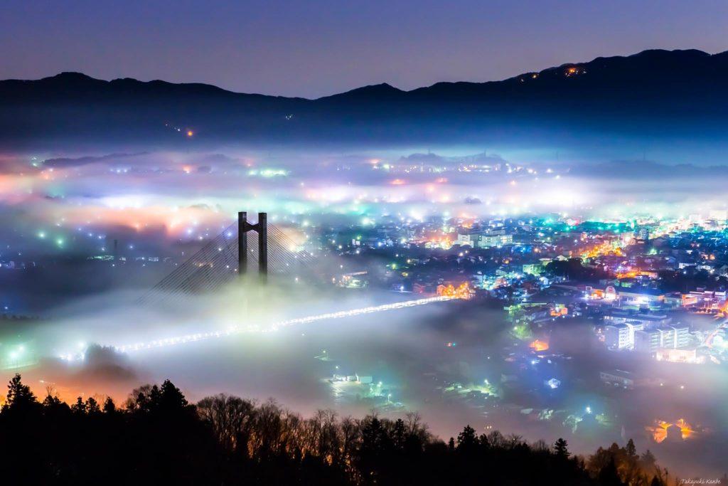 雲海写真①